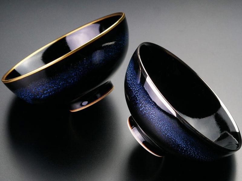 金婚式の夫婦茶碗