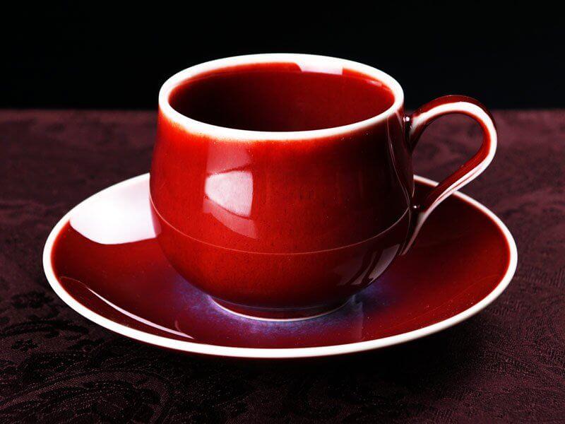 真右エ門窯のコーヒーカップ