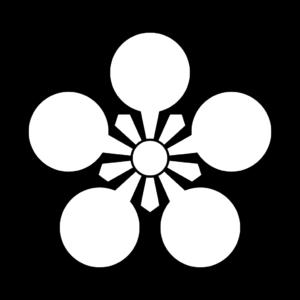 九谷焼の始祖前田家の家紋