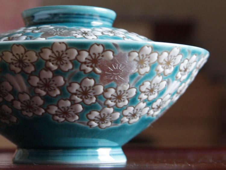 京焼の茶碗