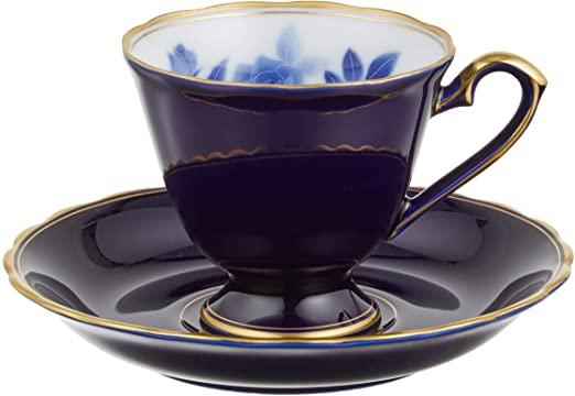 瑠璃のコーヒーカップ