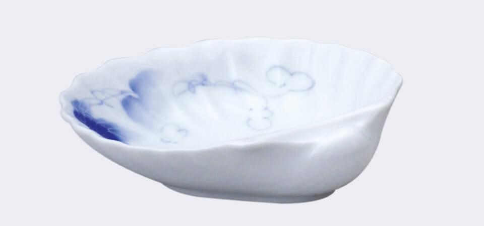 香蘭社の皿