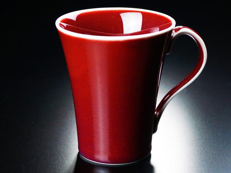【還暦祝いのマグカップ】耀変辰砂